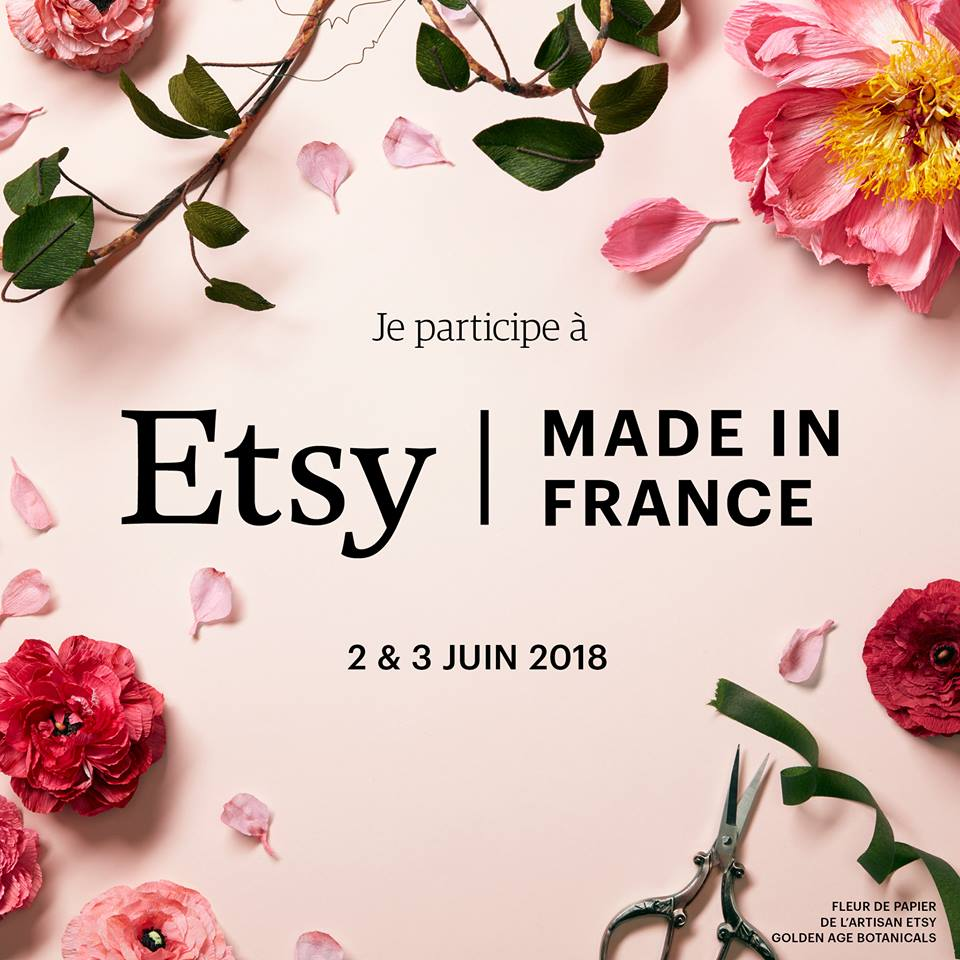 Etsy made in france broderie