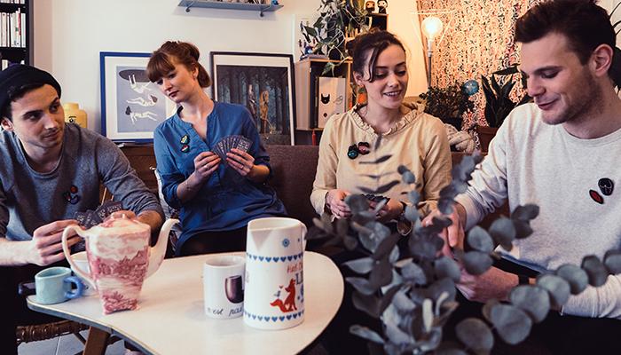 broderie les arts domestiques