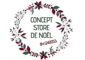 Les Arts Domestiques au Concept Store de Noël by Gnooss @ Concept Store de Noël