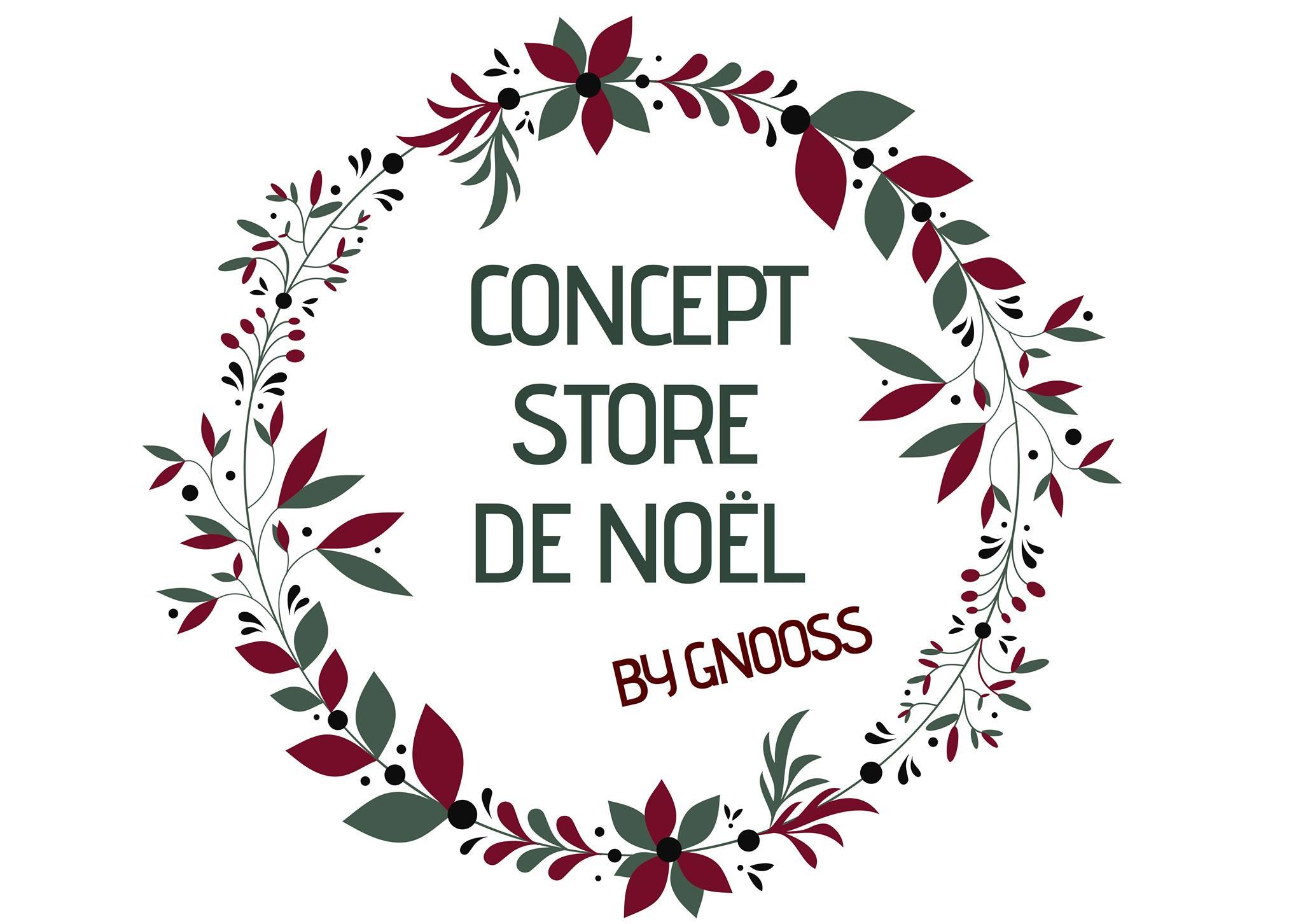Concept Store de Noël Strasbourg Broderie