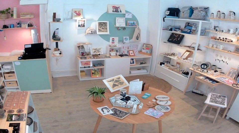 Boutique créateurs Strasbourg