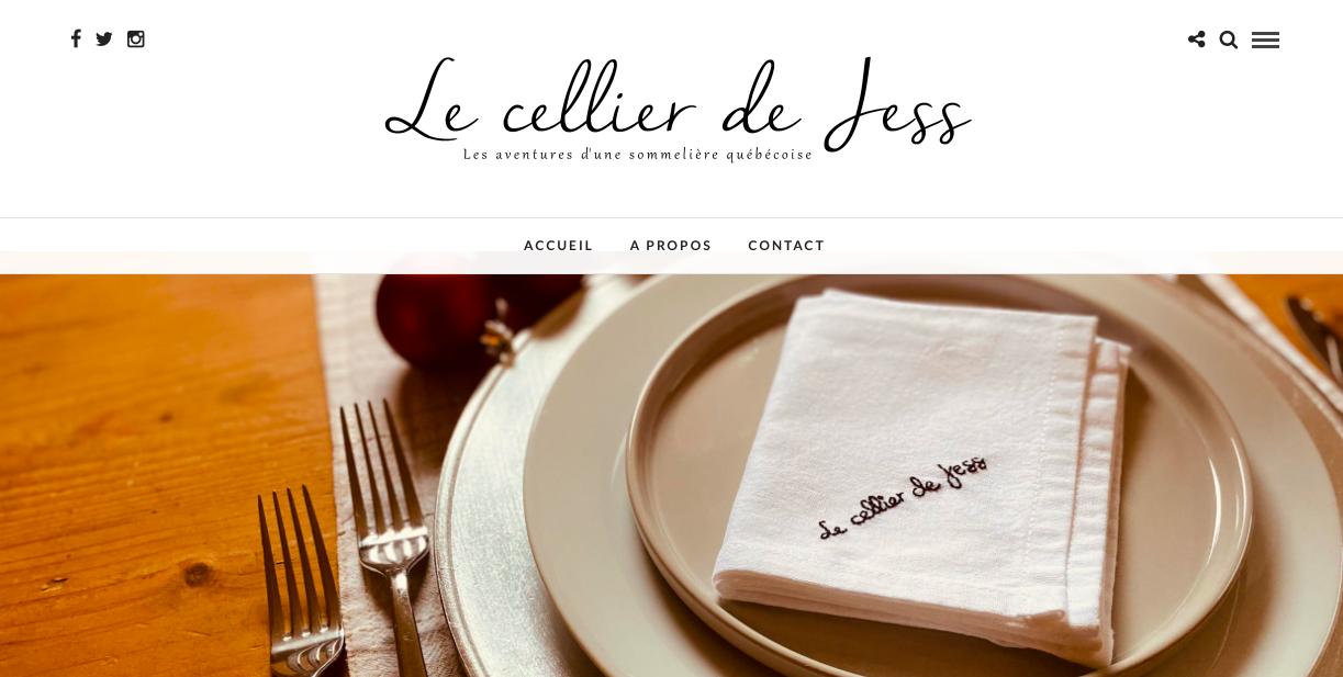 Le cellier de Jess - Les Arts Domestiques